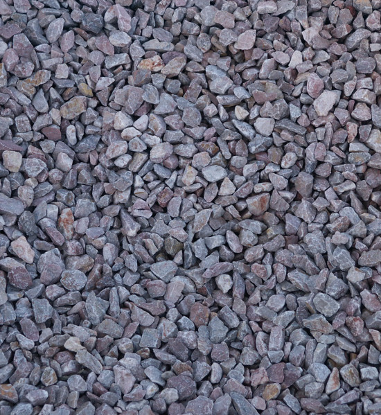 Devon Pink Limestone Chippings