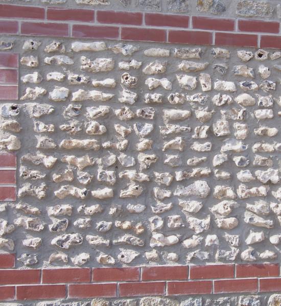 Flint Blocks Antique Field Flints