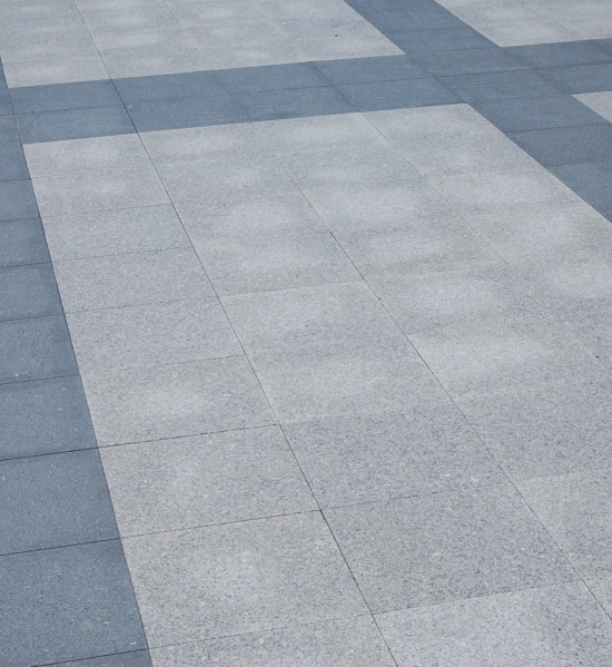 Granite Paving Natural