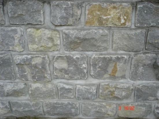 Kent Ragstone random roughly semi squared walling