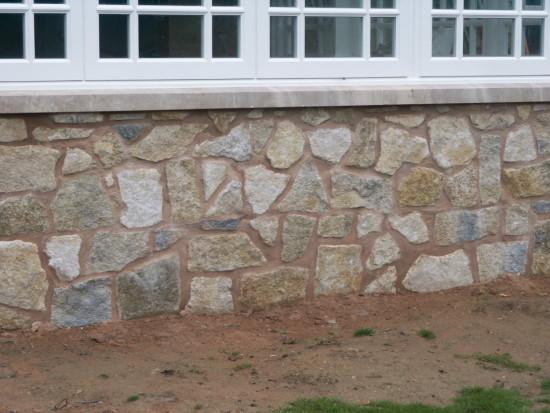 Purbeck on edge random walling