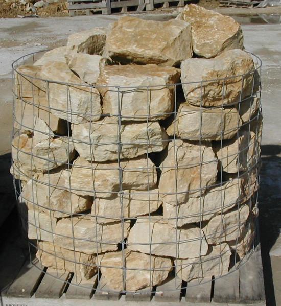 Cotswold Limestone Rockery