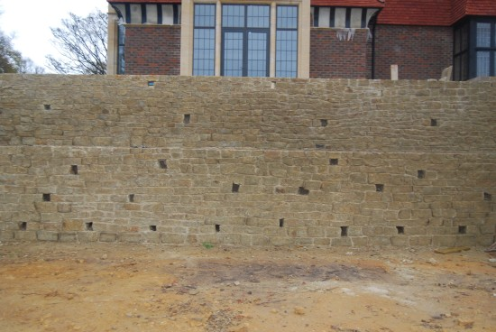 Sussex Cropped Walling