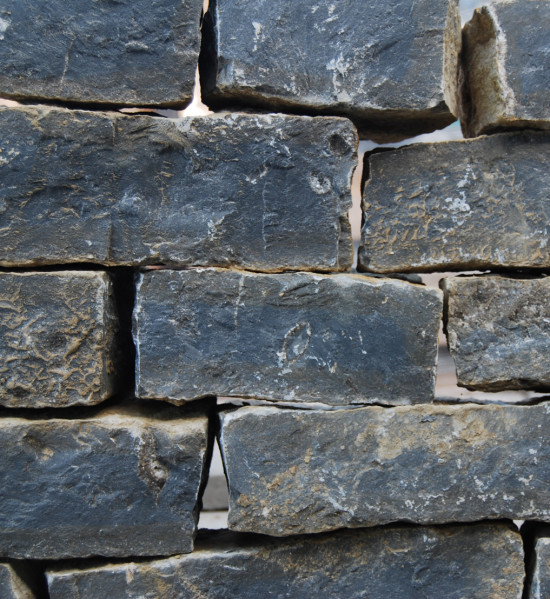 Blue Lias Cropped Walling