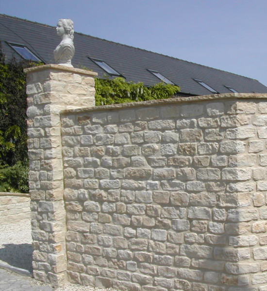 Cotswold Cropped Walling