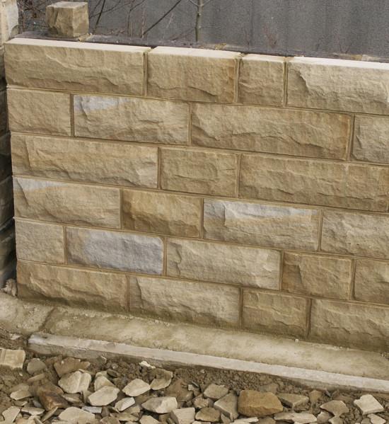 Yorkstone Dressed Wallstones