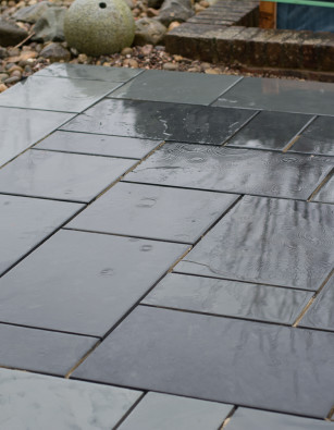 Aveiro Slate Paving Grey