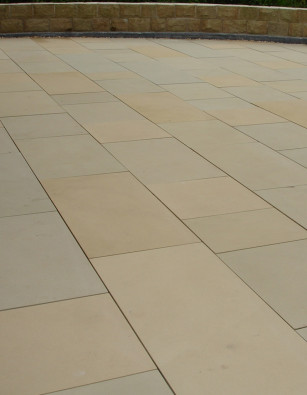 Diamond Sawn Six Sides Paving