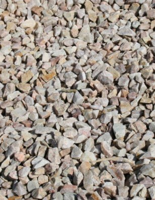 Rose Quartzite Chippings