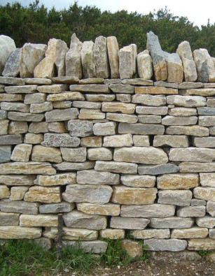 Purbeck Random Walling