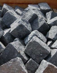 Granite Setts Blue Black